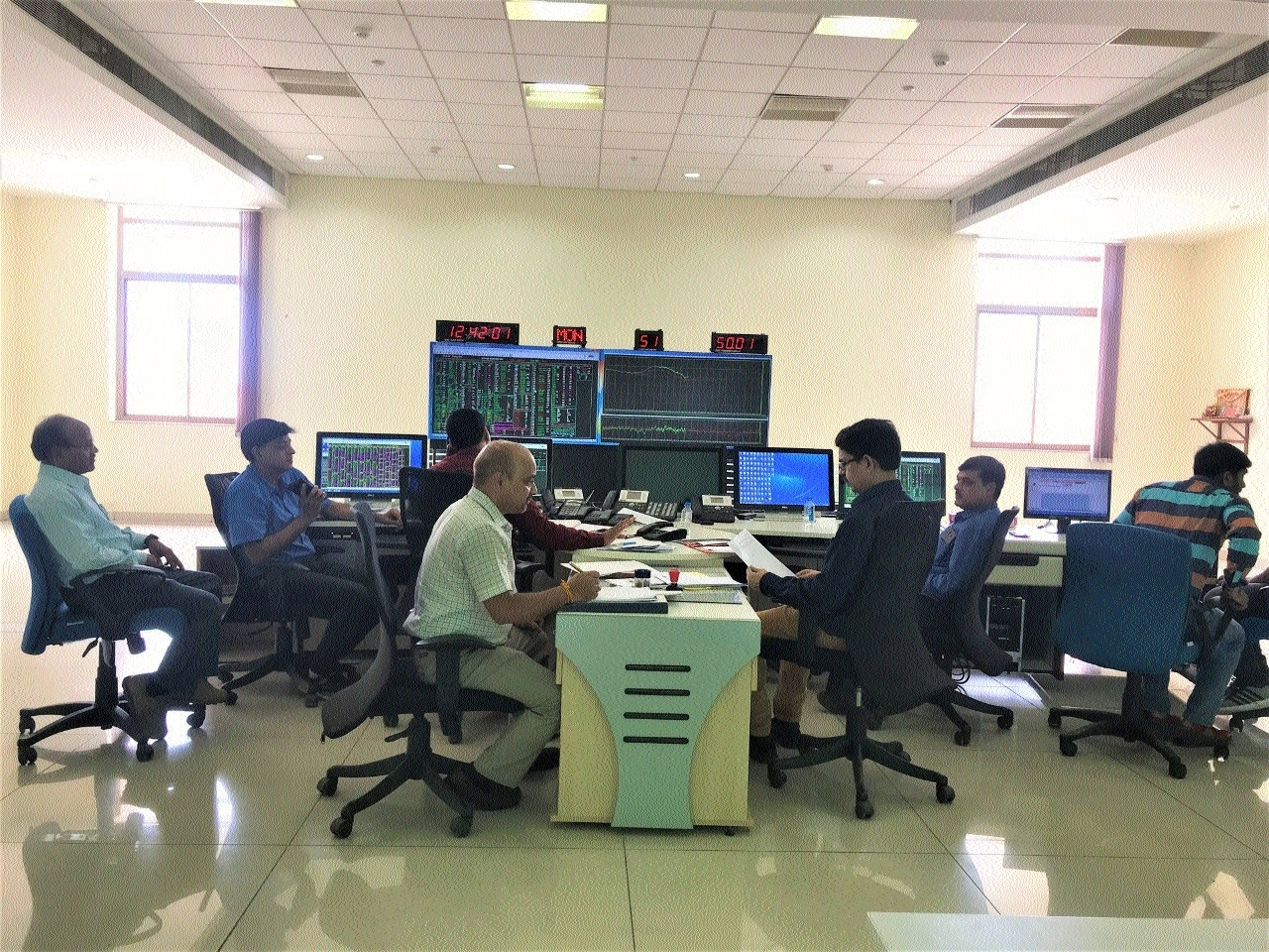 MP State Load Dispatch Centre conducts mock-drill