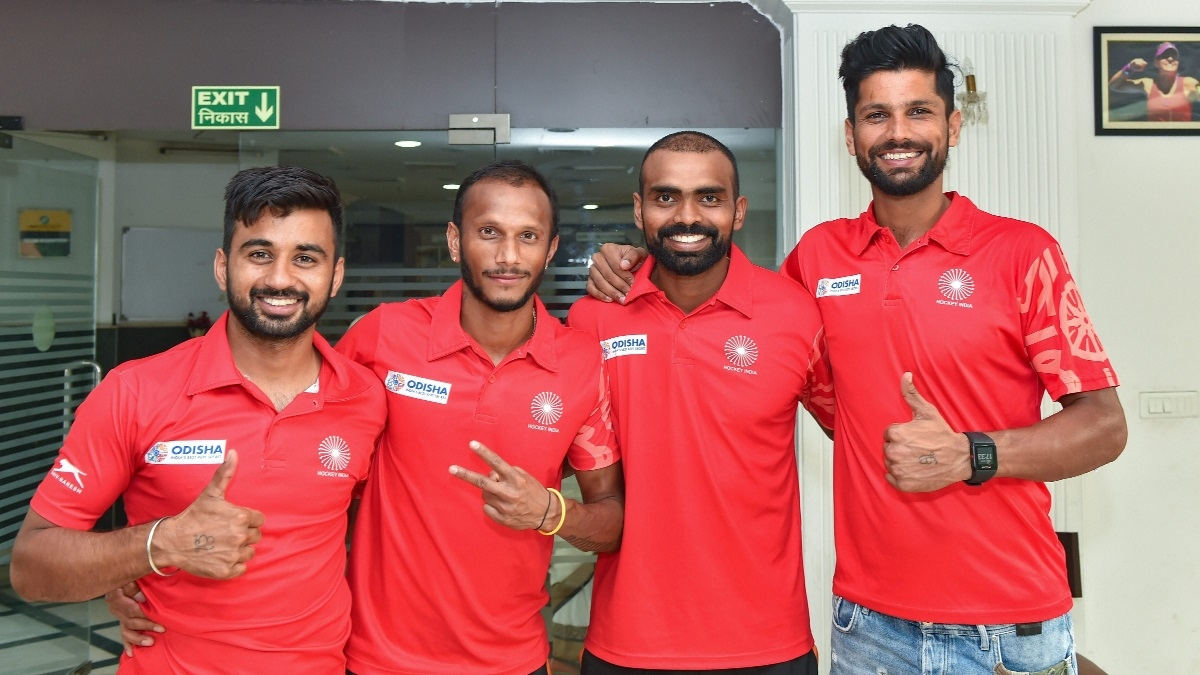 We are favourites to win gold: Sreejesh