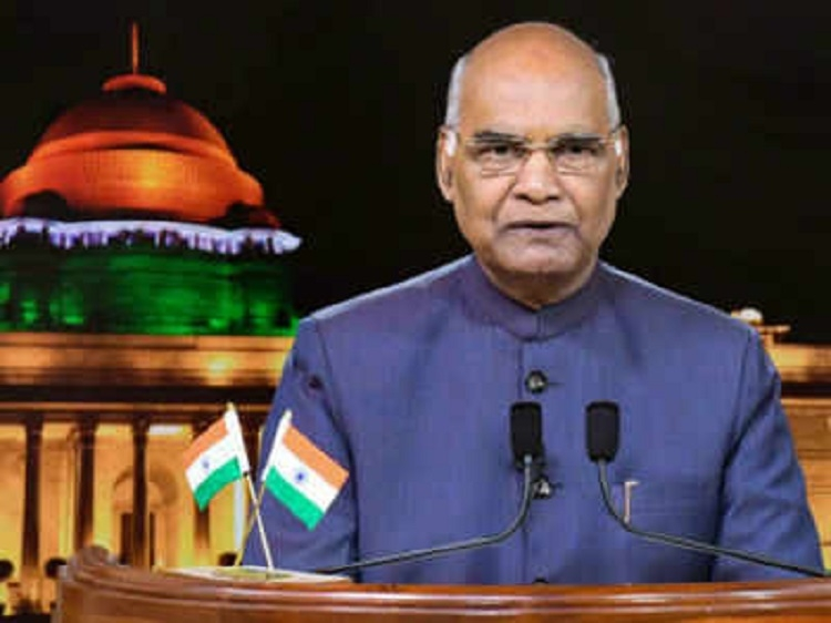 Violence has no place in society: President