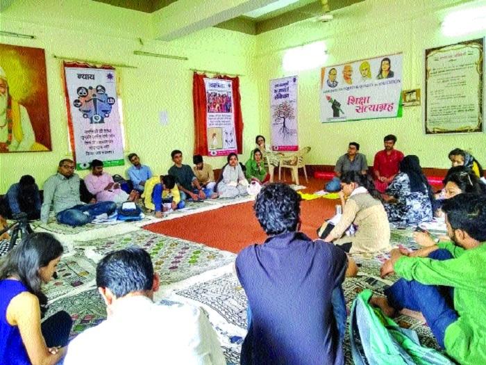 Conclave on 'education reform' concludes at Gandhi Bhavan