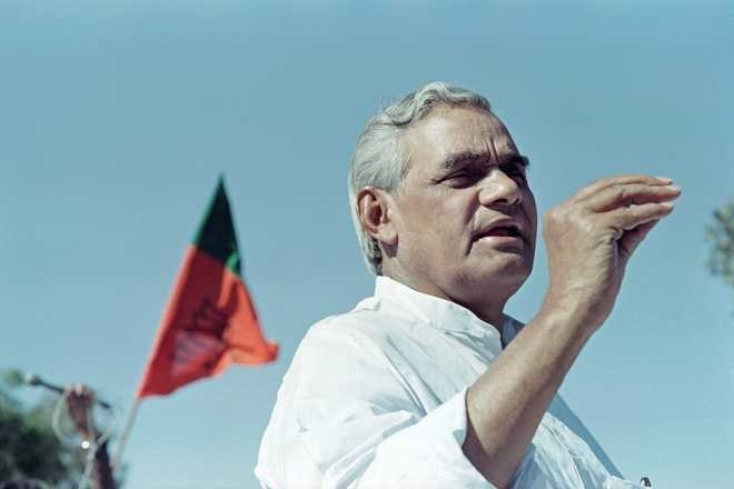'I am 'Atal' and 'Bihari' both'