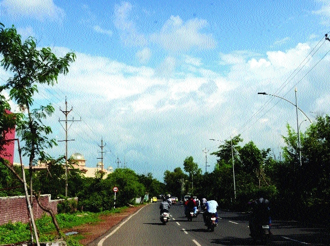 Bhopal witnesses cloudy weather, but no rains