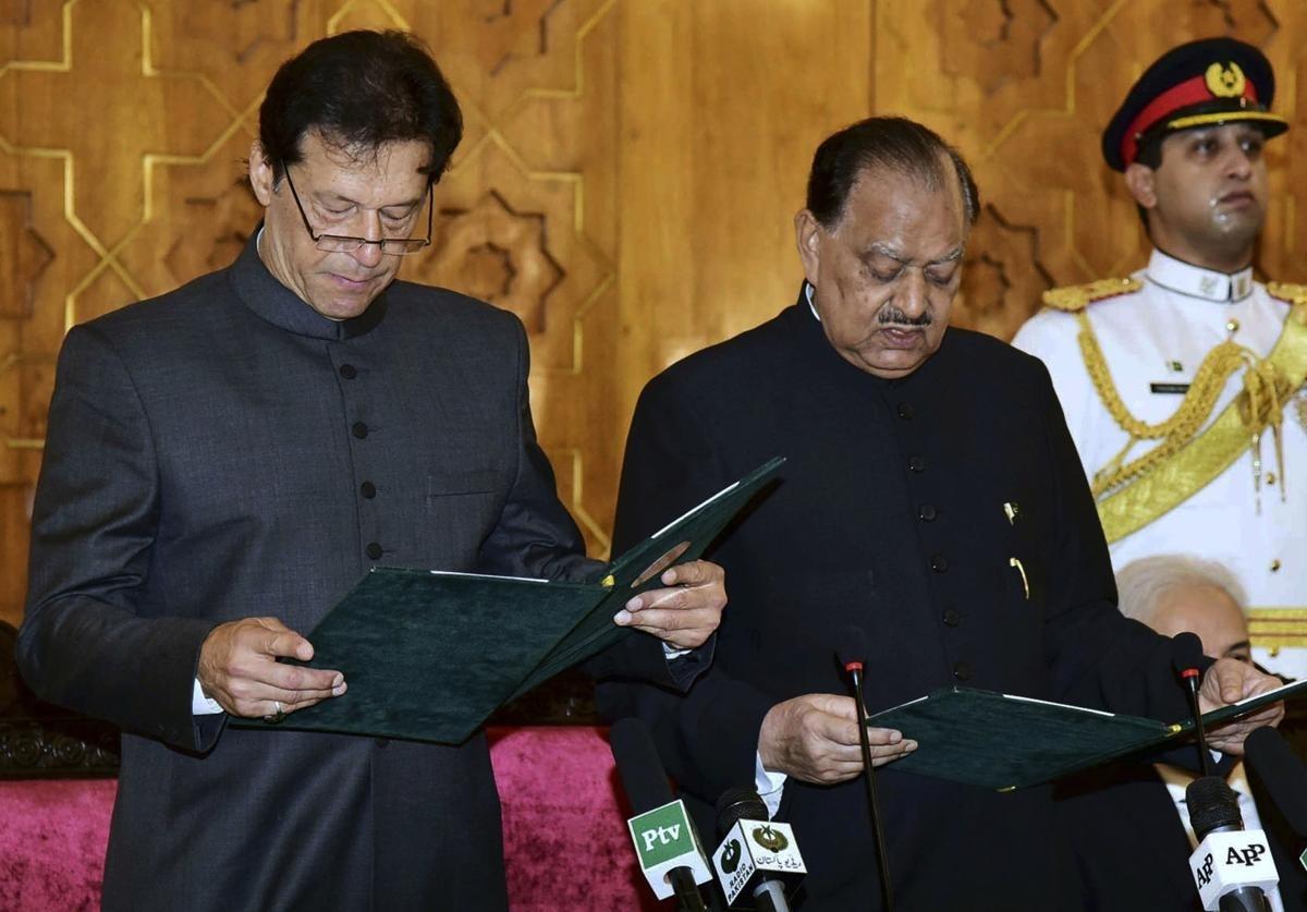 Imran Khan begins new innings as Pakistan PM