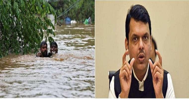 Maharashtra Govt announces Rs 20 crore aid for flood-hit Kerala