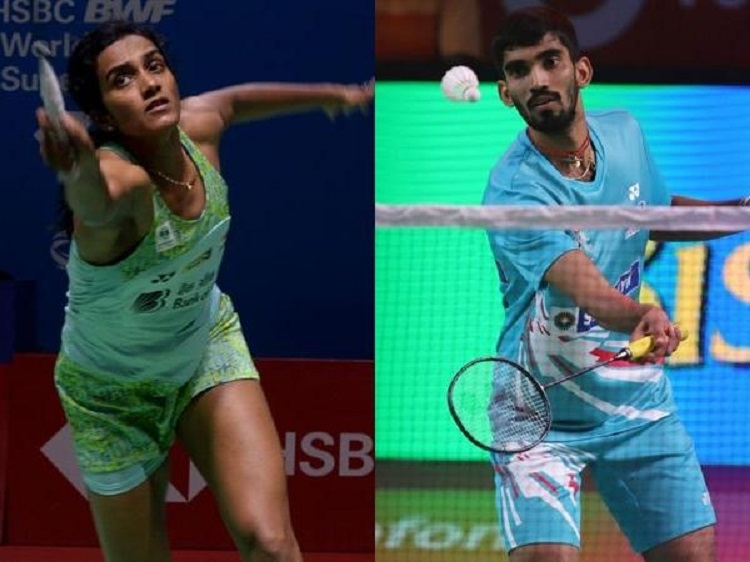 Sindhu, Srikanth lead India's charge at Asiad