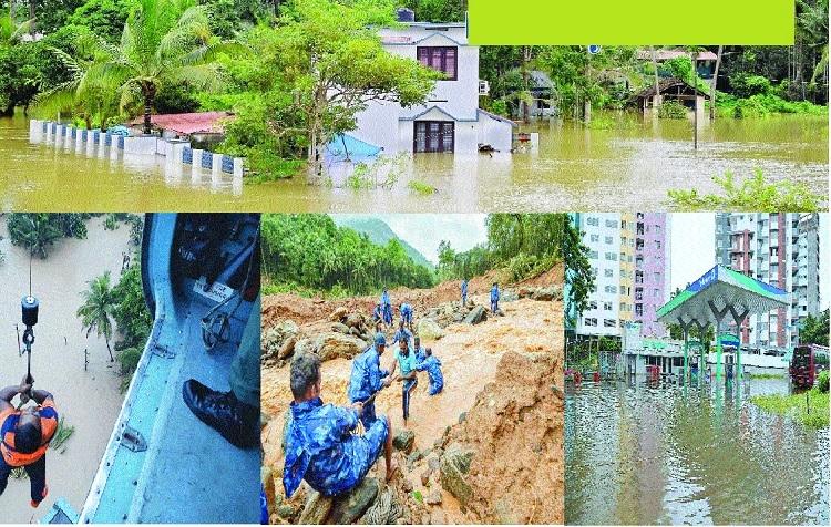 KERALA FLOODS a manmade calamity