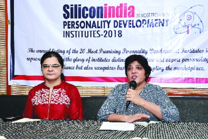 Perfect Spoken English Institute receives Siliconindia award