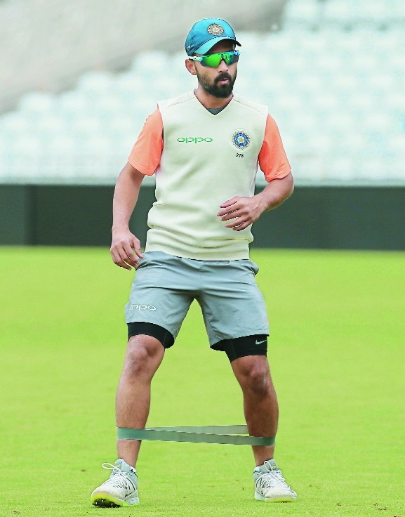 I analysed my batting a lot after Lord's Test: Rahane