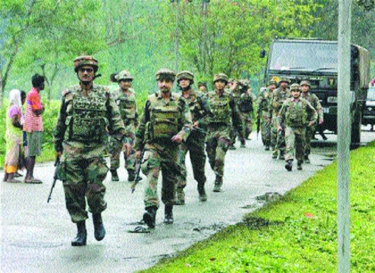 7,000 CRPF jawans shifted to Bastar