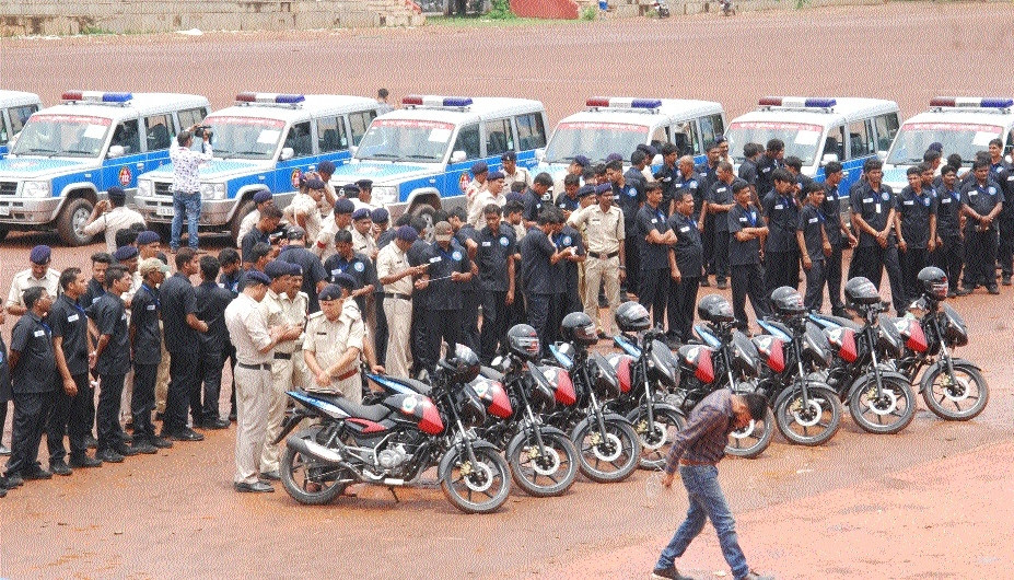 Trial of 112 emergency services begins