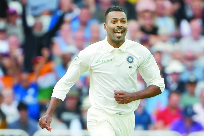 Don't compare me to Kapil: Pandya