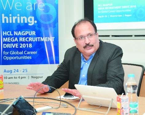 HCL Technologies' 'Mega Recruitment Drive' on Aug 24 & 25