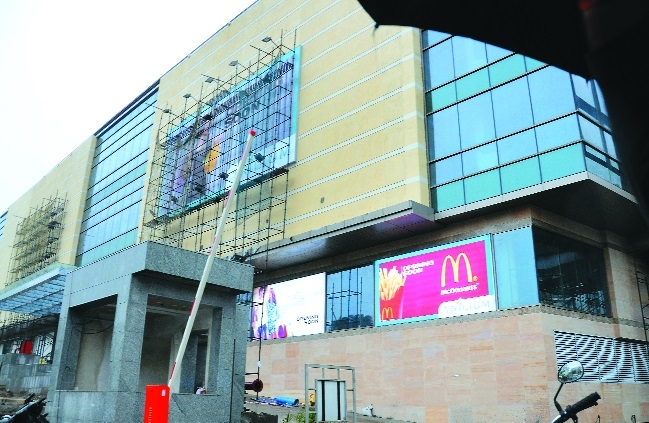 McDonald's outlet coming up near Medical Square