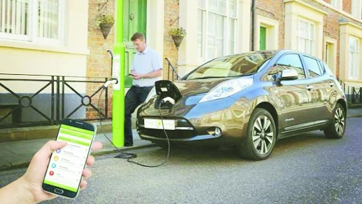 Government considering subsidy for e-vehicle charging infrastructure
