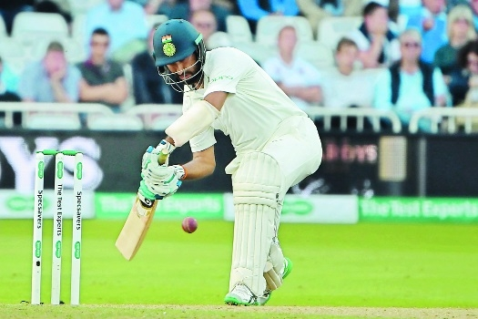 'Felt pressure but county stint helped me'