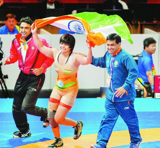 Lucky Kakran secures bronze