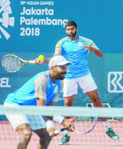 Bopanna-Sharan and Ankita assured of medals