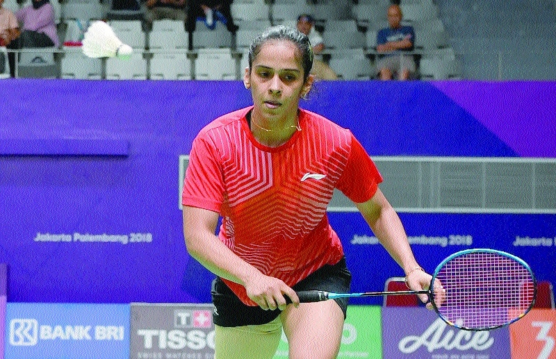 Sindhu, Saina move to 2nd round with contrasting wins