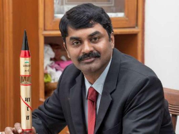 Satheesh Reddy is new DRDO Chief