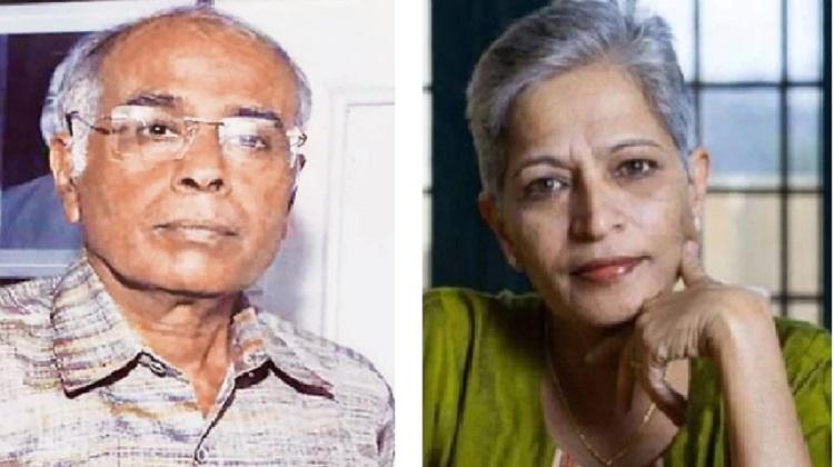 Dabholkar, Lankesh murders linked, CBI tells court