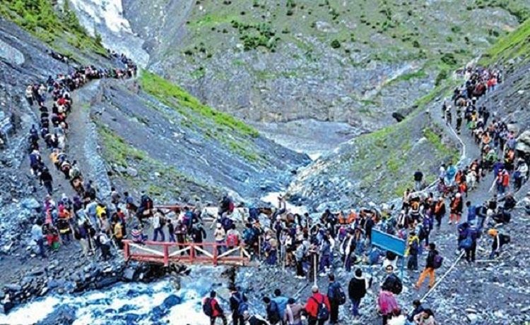 Amarnath Yatra concludes, total 2,85,006 offer prayers