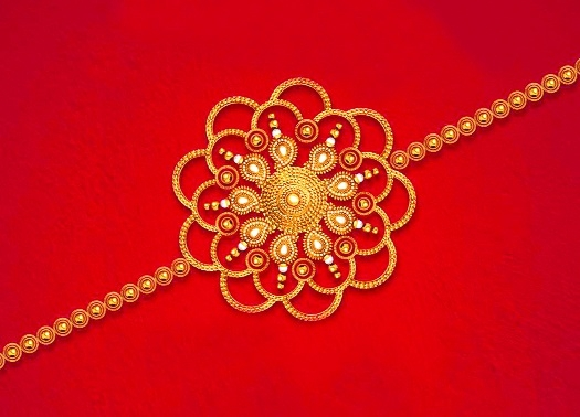 Rokde Jewellers offers Raksha Bandhan collection