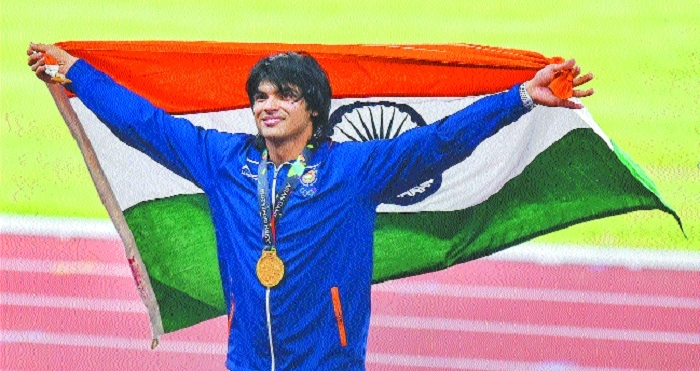 Neeraj pierces into history books, wins first javelin gold in Asiad