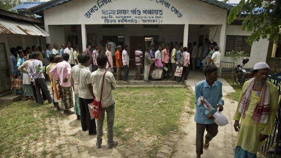 SC may consider Assam's NRC draft re-verification