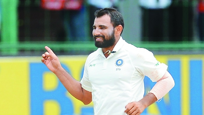 I have learnt a lot watching Anderson bowl: Shami