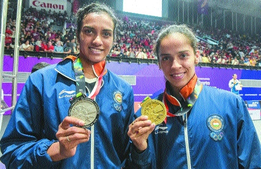 Sindhu grabs historic silver