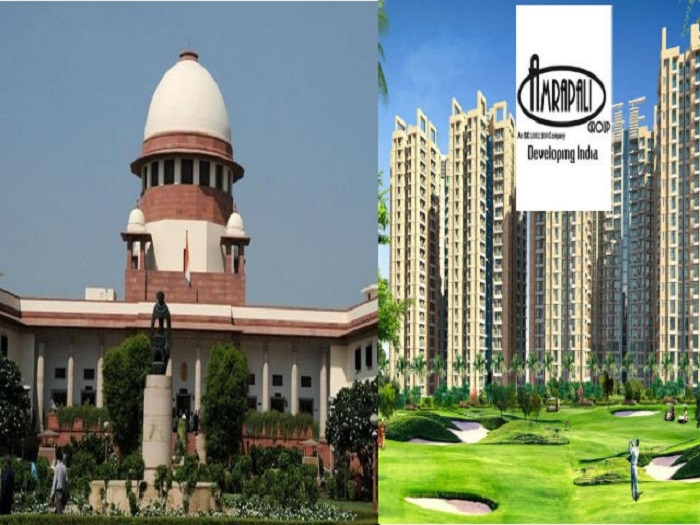 Ready to undertake projects of Amrapali group, NBCC tells SC