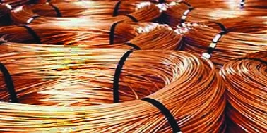 Refined copper production falls 47%