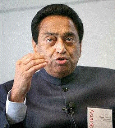 Kamal Nath dissatisfied with social media team
