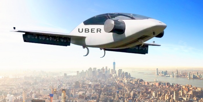 Uber shortlists India, 4 other countries for flying cabs