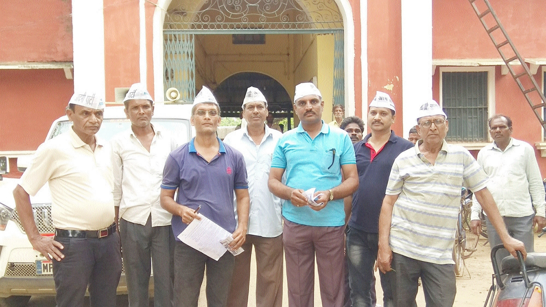 AAP alleges discrepancy in Awas Yojana benefit allotment