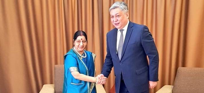 India, Kyrgyzstan review bilateral ties