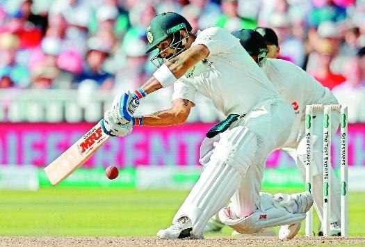 Root not as good batsman as Kohli: Brearley