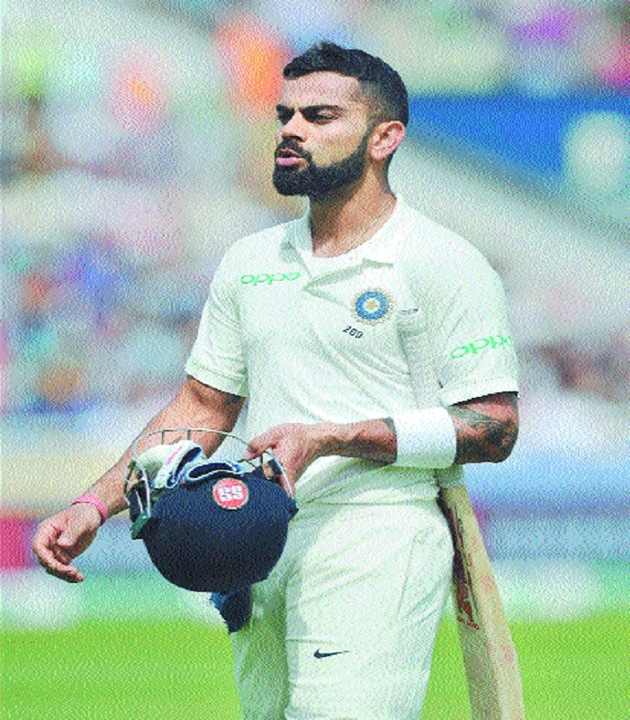 'Kohli can be put under pressure'