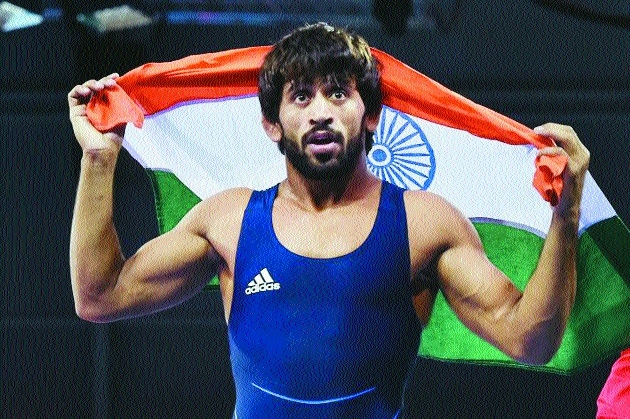 Yogeshwar is my role model: Punia