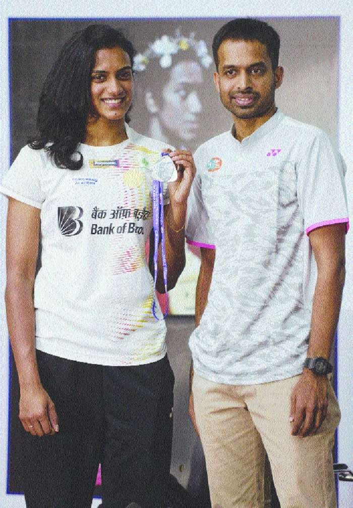 Hope to do better at Asiad: Sindhu