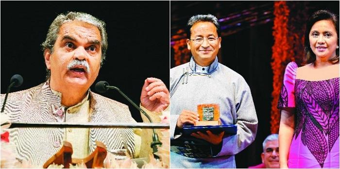 2 Indians receive Magsaysay awards