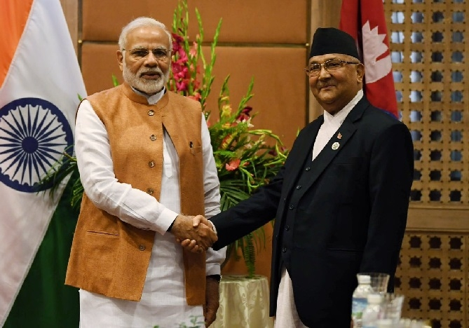 India, Nepal exchange MoU on Raxaul-Kathmandu rail line