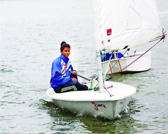MP Sailor Harshita Tomar wins bronze in Asian Games