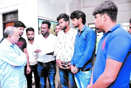 NSUI demands re-examination of 50 students