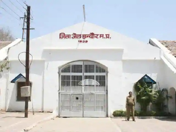 Indore prison allows inmates to live with family