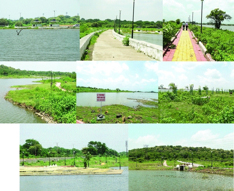 Thakur Talao: A role model for water harvesting and cleanliness