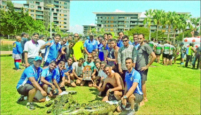Nagpurian in Indian Navy team that excelled in Australia