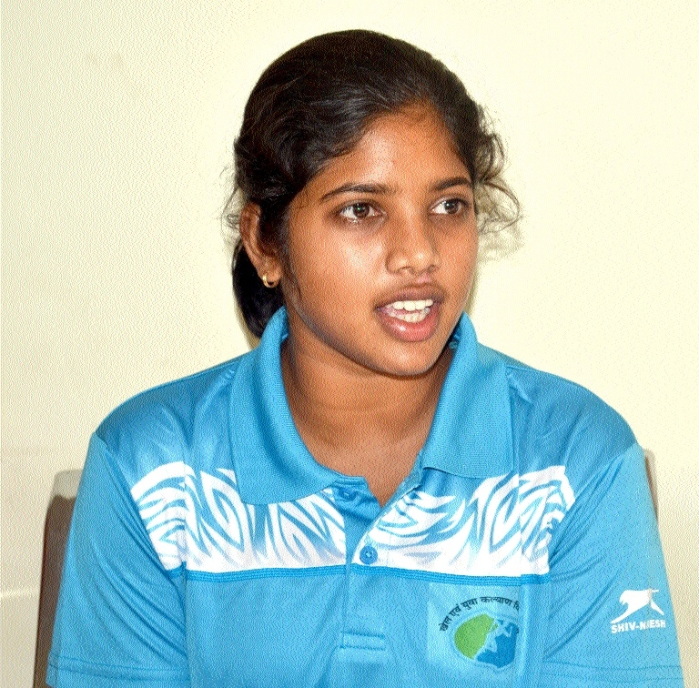 Archer Muskan all smiles after super show in Asian Games