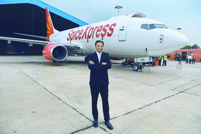 SpiceJet to launch air cargo service