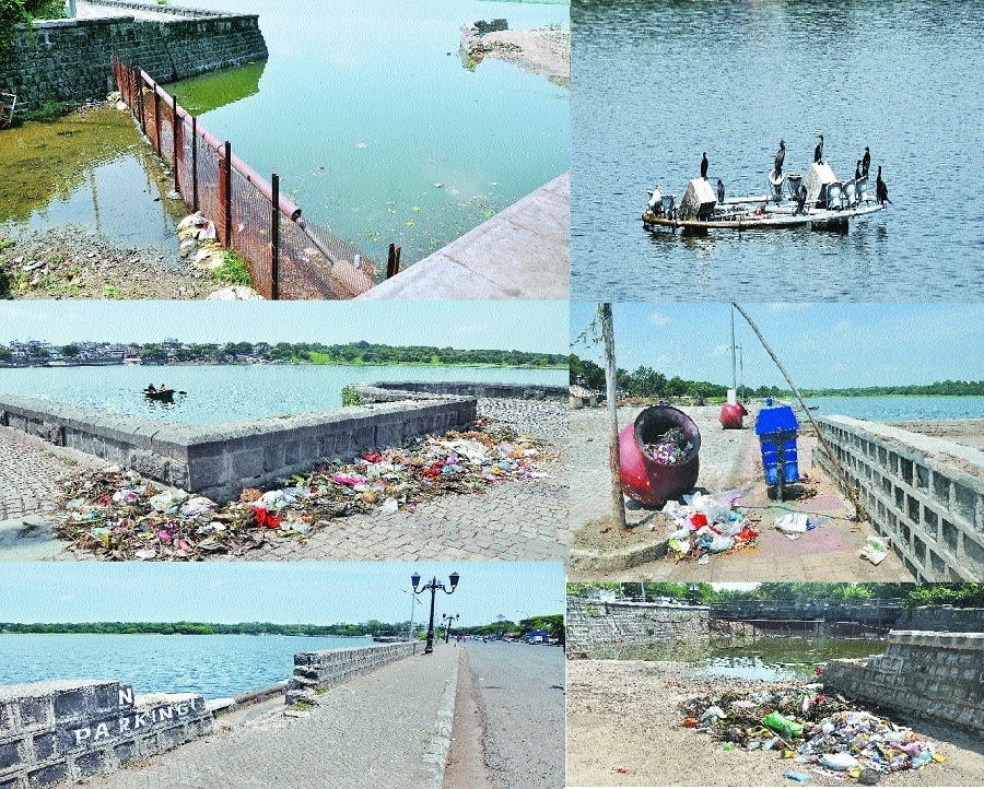 Futala Lake: From fame to shame